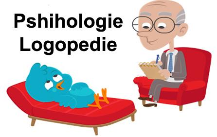 Psihologie - Logopedie
